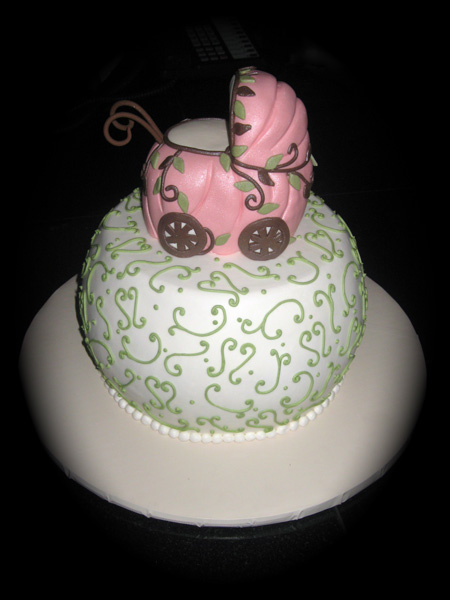 Baby Shower Cakes Orange County ~ It s all about the cake baby shower cakes a custom