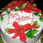 Holiday Cake #04