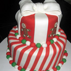 Holiday Cake #06