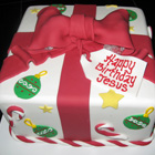 Holiday Cake #08