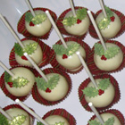 Cake Lollipop Mini Desserts #01