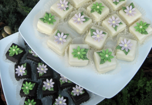 Petit Fours for Weddings